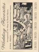Wedding Favorites arrangements for Harp vol 1 - Daniel Burton at Pencerdd music store penarth