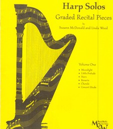 Harp Graded Repertoire