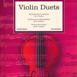 Violinissimo: Violin Duets available at Pencerdd Music Store Penarth