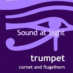 Sound At Sight: Trumpet Grades 1-8available at Pencerdd Music Store Penarth