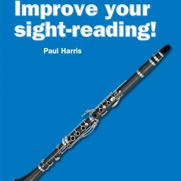 Improve Your Sight-Reading! Clarinet 1-3 available at Pencerdd Music Store Penarth