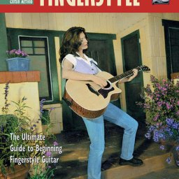 The Complete Fingerstyle Guitar Method: Beginning Fingerstyle Guitar available at Pencerdd Music Store Penarth