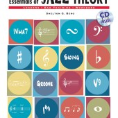 Alfred's Essentials of Jazz Theory, Book 1 available at Pencerdd Music Store Penarth