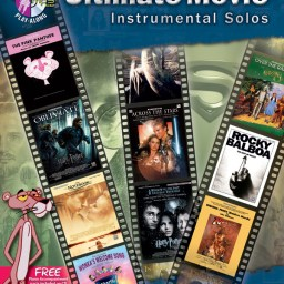Ultimate Movie Instrumental Solos: Trumpet available at Pencerdd Music Store Penarth