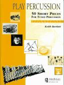 50 Short Pieces For Tuned Percussion available at Pencerdd Music Store Penarth