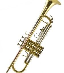 Trevor James Renaissance Trumpet 2500 in Bb at pencerdd music store penarth near cardiff