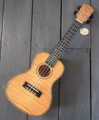 Blackwater Flamed Maple Concert Ukulele available at Penarth Music Centre