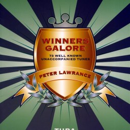 Lawrance: Winners Galore Tuba Bass Clef available from Pencerdd Music Shop, Penarth