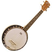 Barnes And Mullins Banjo Ukulele available at Penarth Music Centre