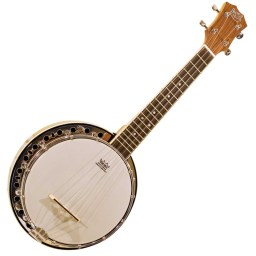 Barnes And Mullins Banjo Ukulele available at Penarth Music Centre
