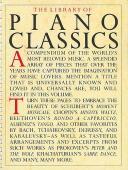 The Library Of Piano Classics Book 1