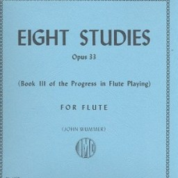 Koehler E: Progress In Flute Playing Volume 3, Op.33 available from Pencerdd Music Shop, Penarth