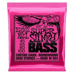 Super SlinkyBass Strings available at Penarth Music Centre
