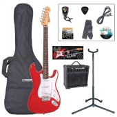 Encore E6 Electric Guitar Pack available at Penarth Music Centre