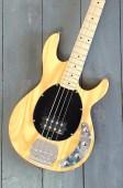 Vintage Bass Guitar V964NAT available at penarth Music Centre
