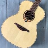 LAG T88A Acoustic Guitar Tramontane Auditorium available at Penarth Music Centre