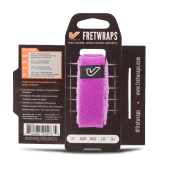 GruvGear Fretwrap Purple Small string muter available at Penarth Music Centre