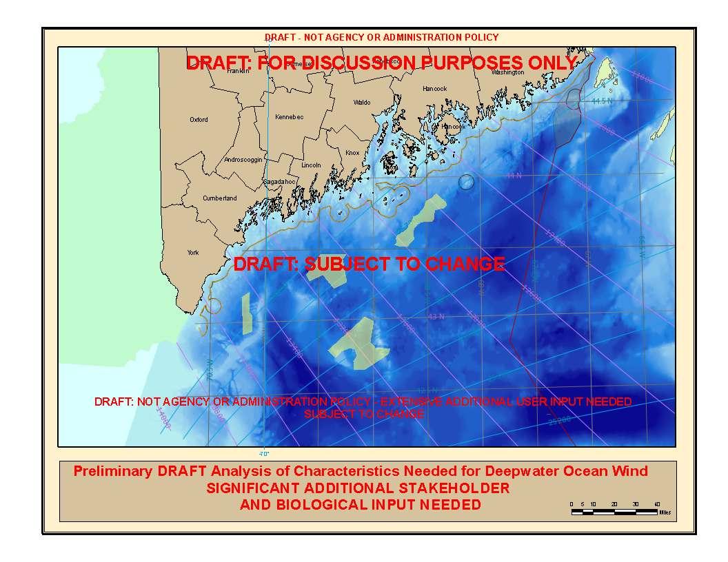 Bay Maine Area Map Casco