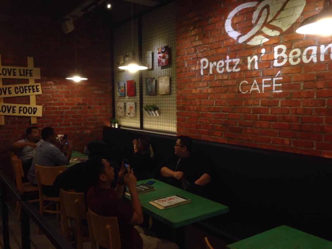Pretz N Beanz Bangsar
