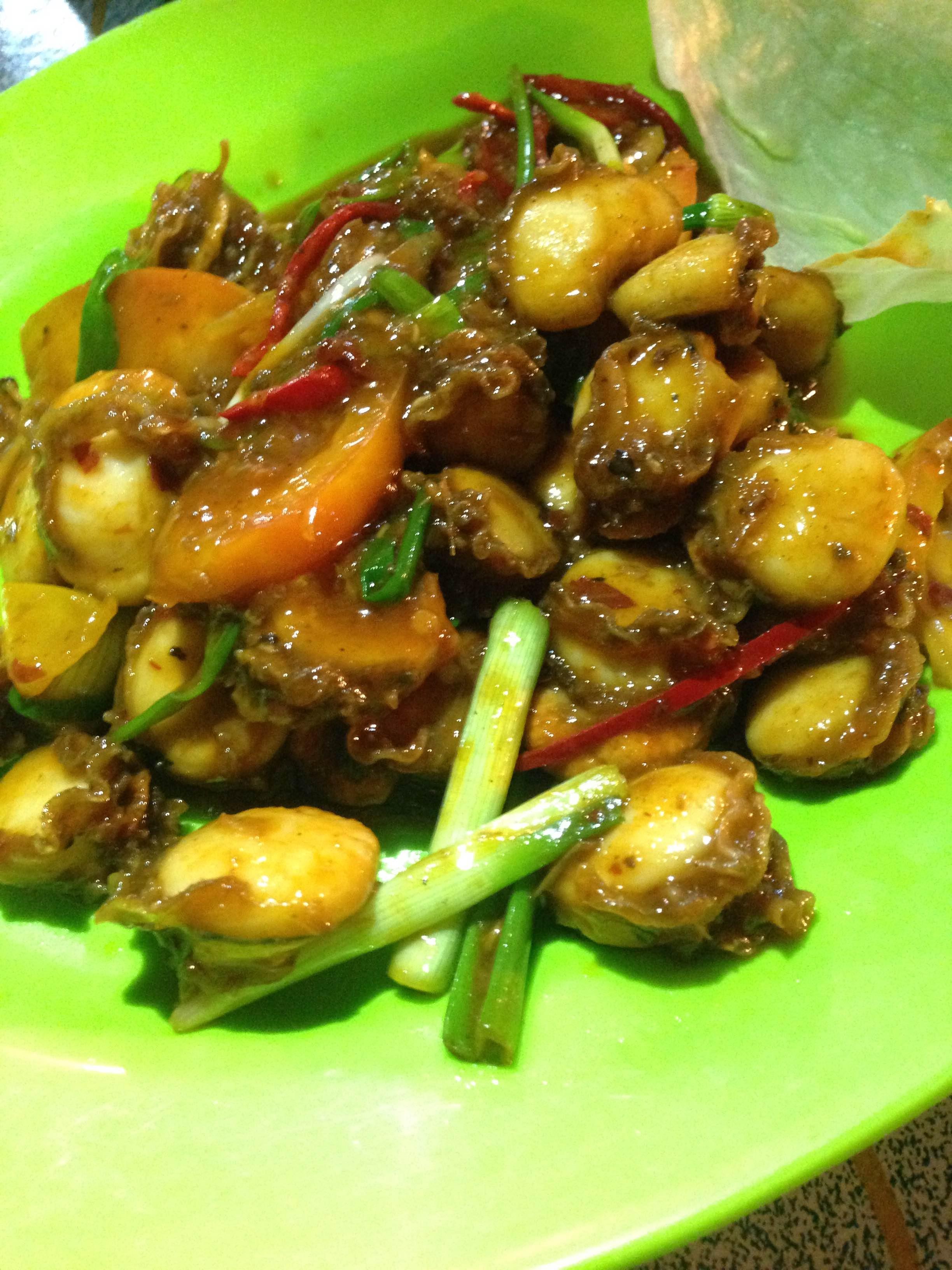 Top Malay Food Blogger Seafood Kota Kinabalu Sabah