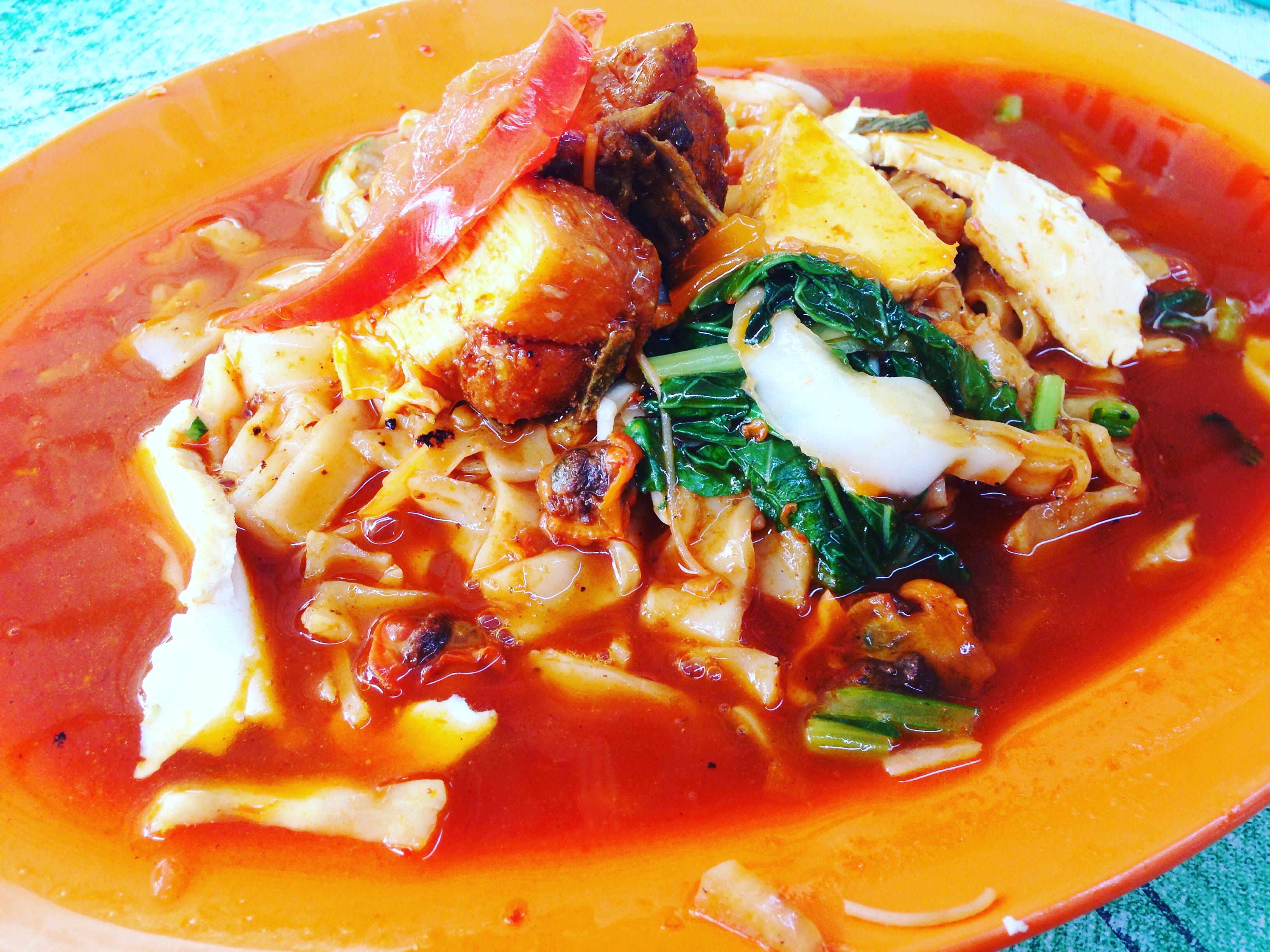 Kedai Makan sedap Bukit Godek Melaka