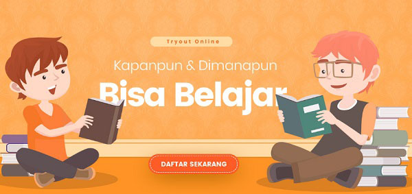 tryout online sma,