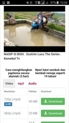 Tutorial Download Video Youtube online