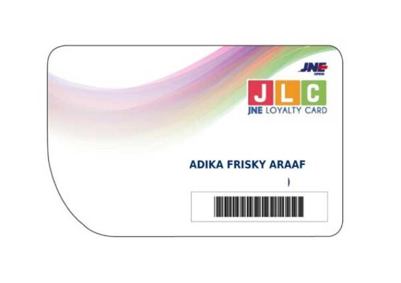 Member JLC (JNE Loyalty Card)