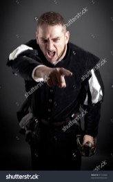 stock-photo-a-medieval-captain-bawls-instructions-81174460