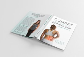 Combat Low Back Pain by Karin Drummond, DC