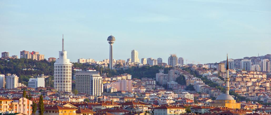 Ankara da yasamak