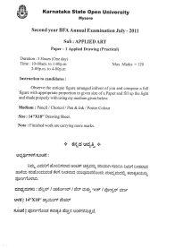 Question-paper_Applied-Art_2011_1 Question Paper Collection 2011 - 2nd year BFA  - Question paper Applied Art 2011 1 - Question Paper Collection 2011 – 2nd year BFA