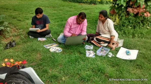 Finearts Sessions at cubbon park