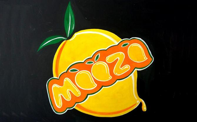 Maazza logo 3rd bfa assignments - Maazza logo - 3rd BFA assignments