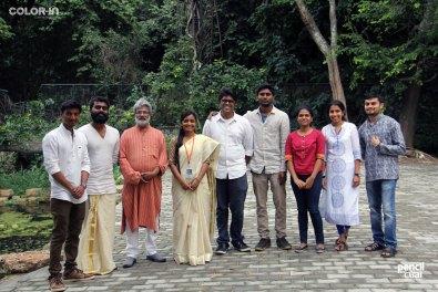 IMG_2461 painting workshop - IMG 2461 - Hues of Watercolor 6 Painting Workshop in bangalore-Vasudeo Kamath