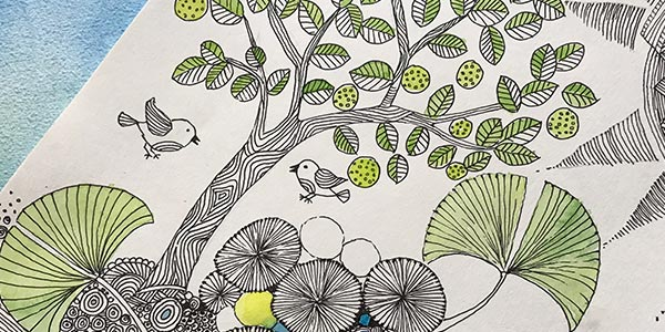 Zentangle-Classes-in-Bangalore zentangle classes - Zentangle Classes in Bangalore - Zentangle Classes by Pencil And Chai