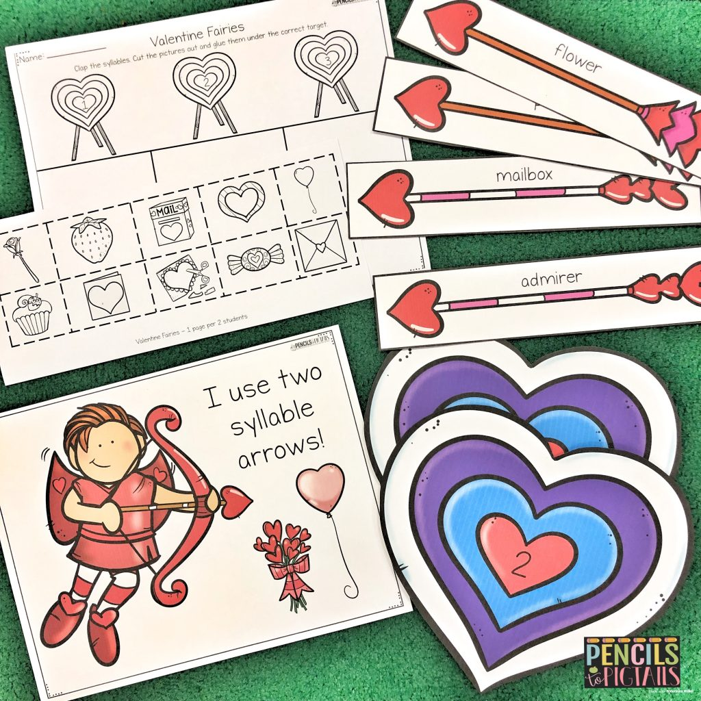 Valentine S Day In The Classroom