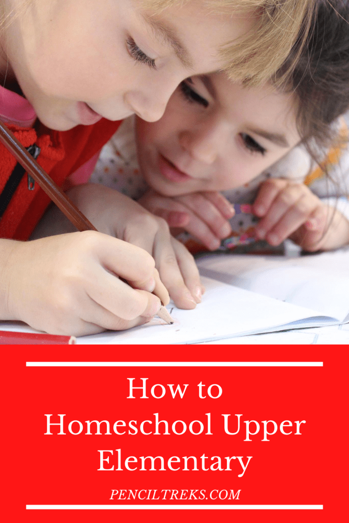 How to homeschool third, fourth and fifth grades
