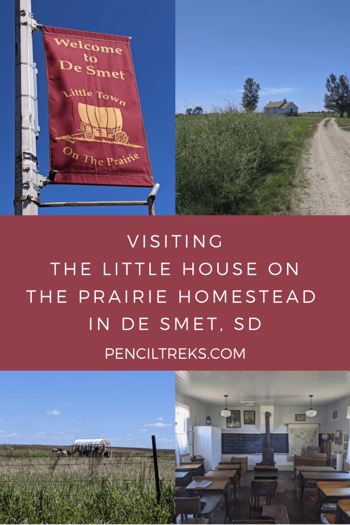 A visit to the Little House on the Prairie Homestead in De Smet, SD