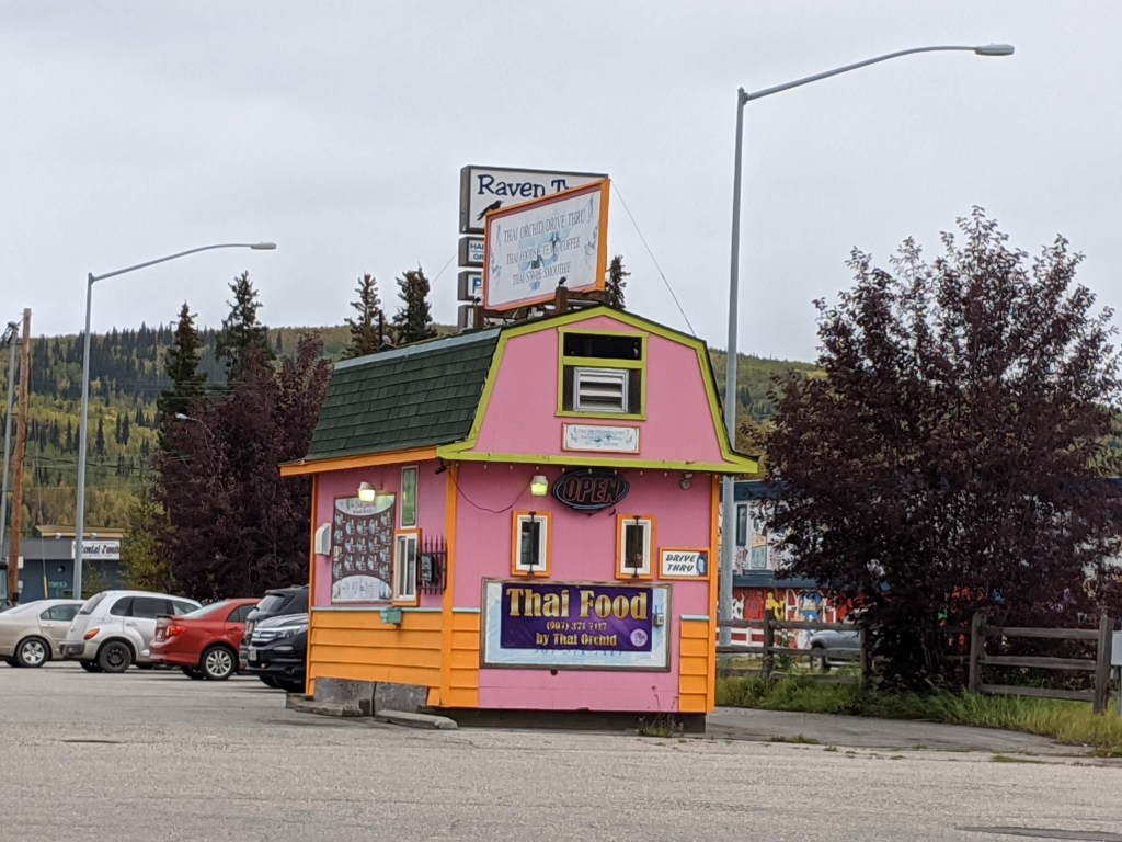 Places to Eat in Fairbanks