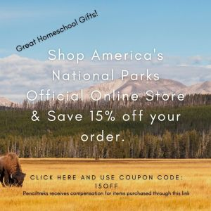 Support our National Parks while getting great gifts for your family!