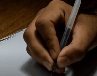 Handwriting style for pen users