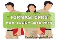 Hasil Seleksi Administrasi CPNS Kabupaten Lanny Jaya 2019