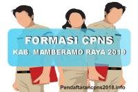 Hasil Seleksi Administrasi CPNS Kabupaten Mamberamo Raya 2019
