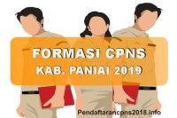 Hasil Seleksi Administrasi CPNS Kabupaten Paniai 2019