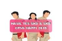 Hasil Tes SKD dan SKB CPNS Kabupaten Mappi 2019