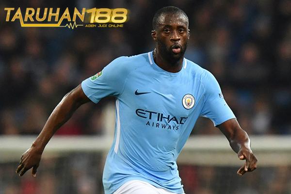 Yaya Toure Tetap Nyaman di Manchester City Walau Jarang Main