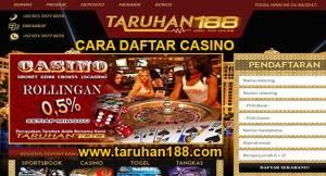 CDC - Cara Daftar Casino