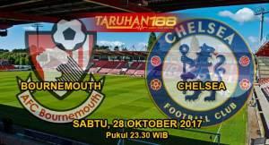 Prediksi Bola Bournemouth vs Chelsea 28 Oktober 2017