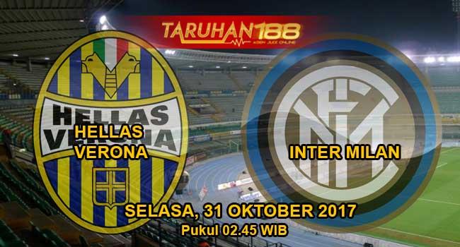 Prediksi Bola Hellas Verona vs Inter Milan 31 Oktober 2017